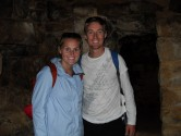 Isle de Sol - Us in Inca temple