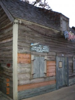 The Oldest Wood School House in USA. St Augustine is great to visit if you love old townships.