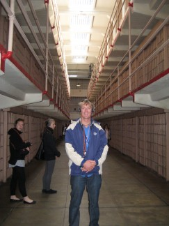 Me in Broadway - nickname of one of the cell block strips.