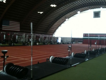 Aths training facilities at Harvard