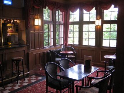 Craigiebield House Hotel Dining Room