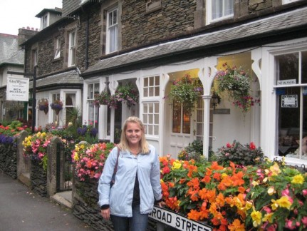 There are some really nice B&B's in Windemere (Lake District). We stayed at Evelyn's B&B which was reasonably priced and a really nice homestay style experience. Walk around and knock on doors to find a nice one, at a good price.