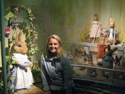 The World of Beatrix Potter is a fun 1-2hour experience. Expect a few Japanese tourist here though, they are mad for her work!!!