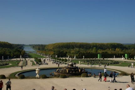 Versailles Palace is an incredible days outing. Its definitely worth a trip.