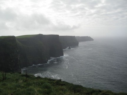 Just one of the beautiful viewpoints from the Cliffs of Mohe