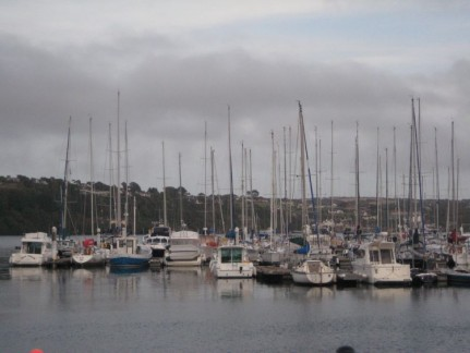 One the waters edge of Kinsale