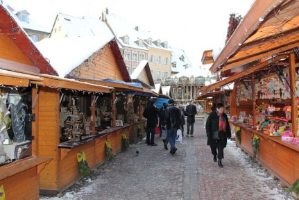 Christmas Markets are everywhere!!!