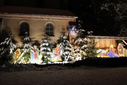 A very impressive Nativity Scene