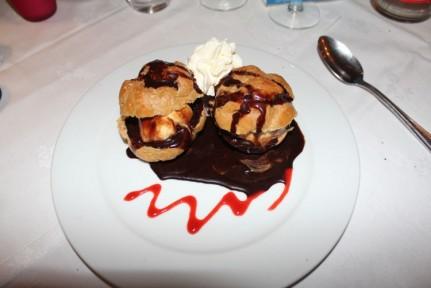 Always room for dessert...