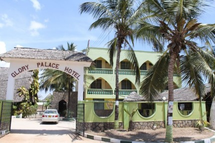 Our hotel in Diani Beach