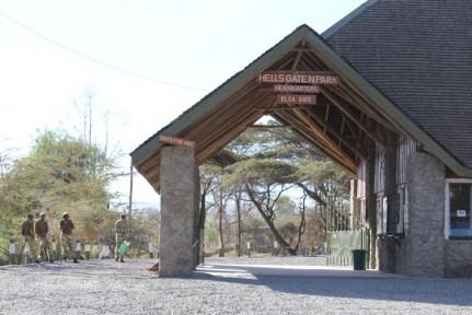 Hells Gate National Park.