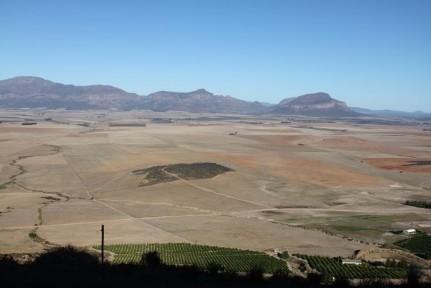 En route to Cape Town...