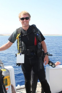 Pete believes that Sharm el Sheikh has some of the best diving in the world. Many others agree as we met groups of travellers that come to this region to take part in diving trips of one week or longer...