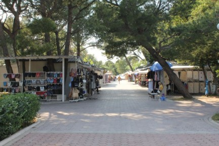 A very touristy town with some pretty cool markets type stalls near the beach