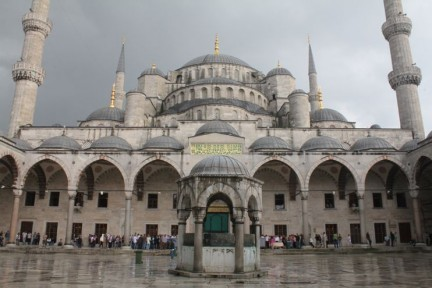This is a spectacular Mosque in the heart of Sultanhamet...