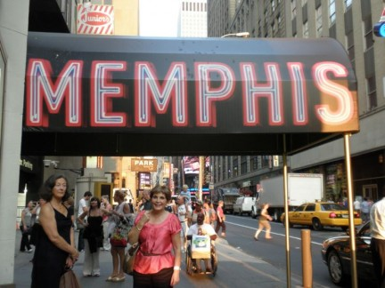 A great way to finish an incredible week. Memphis was also a brilliant show - highly recommend it!