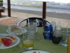 Breakfast at Hotel Roca Sunzal, El Salvador
