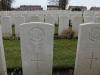 fromelles-gravestones