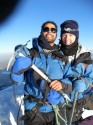 28. Pete & Dave conquering Huayna