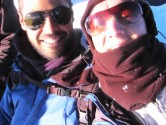 35. Pete & Dave, 2 mountaineers
