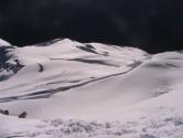 38. Fields of snow to negociate