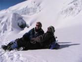 39. Pete & Dave enjoying a well earnt rest