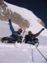 41. Pete & Dave enjoying a well earnt break