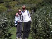 Isle de Sol - Us in amongest crops