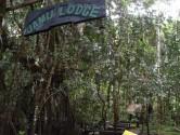 Jamu Lodge entrance