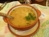 Lake Titicaca - Copacobana Village Soup