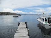 Lake Titicaca - Ferries