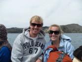 Lake Titicaca - Ferry ride2