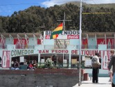 Lake Titicaca - San Pedro